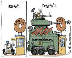Demilitarize Police Departments: Train Peacekeepers and Prosecute bad cops.